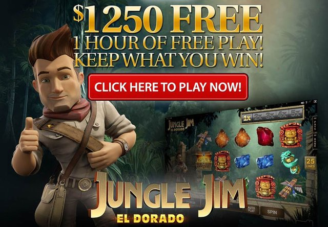 1 hour free play keep your winnings - USA, Australia, UK, India