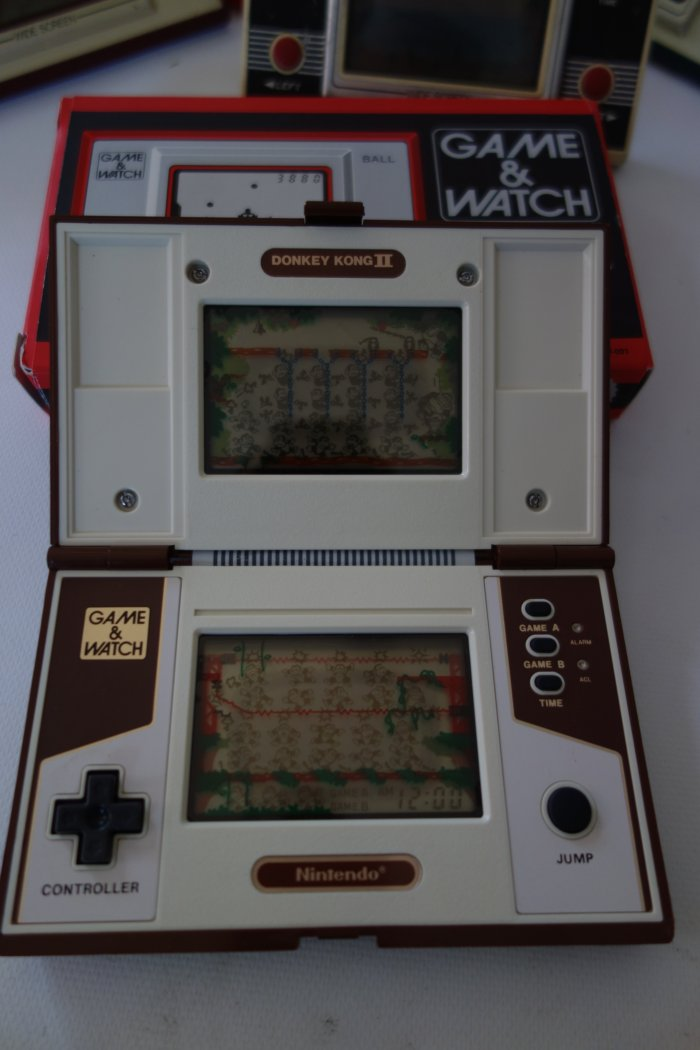 Nintendo Game Watch Collection Donkey Kong 2