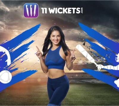 11wickets India Fantasy Cricket App