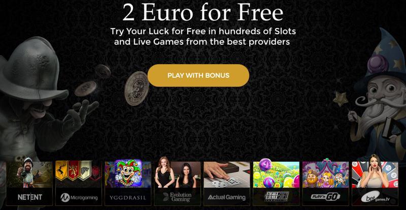Premier Live Casino - Free €2