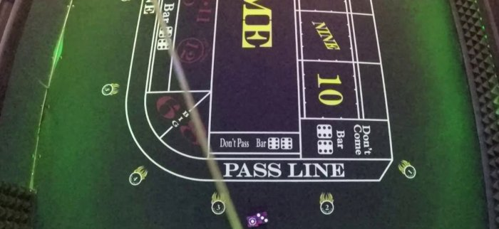 Craps Basic Strategies