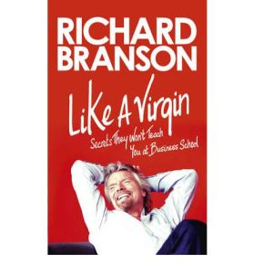 Book review - Like a Virgin by Richard Branson