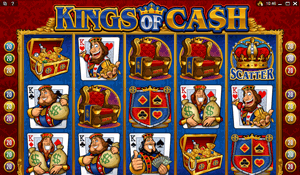 UK Casino - Captain Cooks