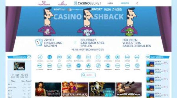 CasinoSecret review