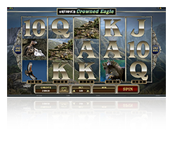 Crowned Eagle Spielautomaten