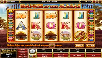 Bonus time at Roxy Palace Casino
