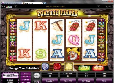 Fortune Finder Slot