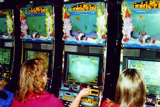 Goldfish Video Slot - WMS