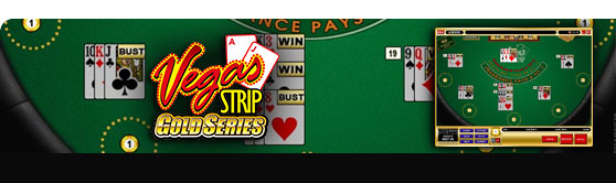 Kartenspielen - Atlantic City Blackjack Gold