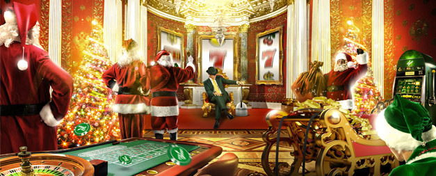 Mr Green Casino festive free spins