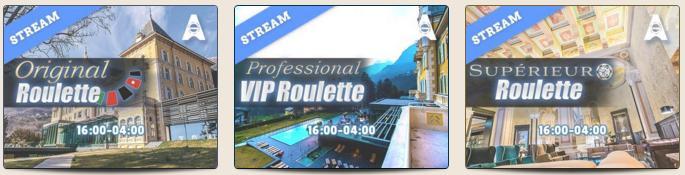 Saint Vincent Resort Casino Italy - live roulette online