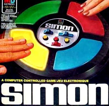 Simon Says video game