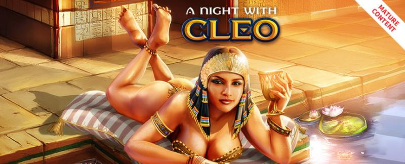 A night with Cleo slot game