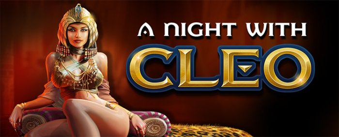 A Night With Cleo slot game free play