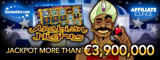 Casino Euro winter Slot Tourney