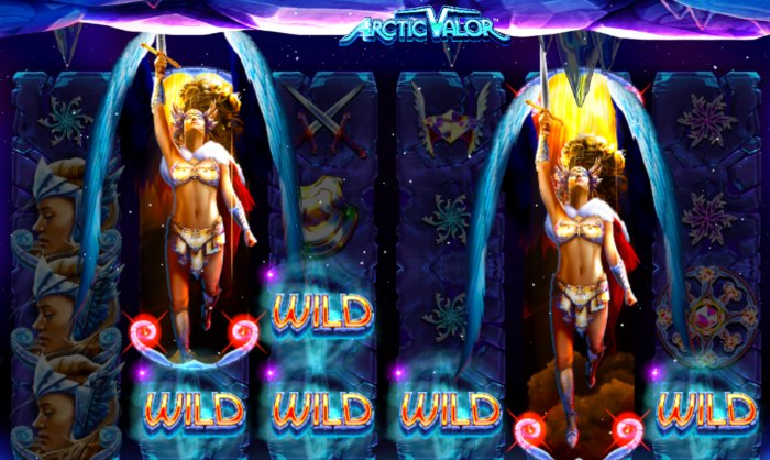 Artic Valor slot game slot game