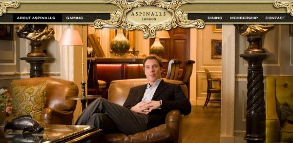 Aspinalls Casino UK