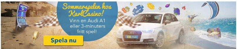 Win a new Audi A1 - promotion