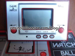 Ball Nintendo Game & Watch