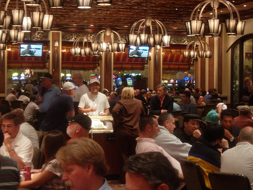 Las Vegas Poker Bellagio Poker Room Review