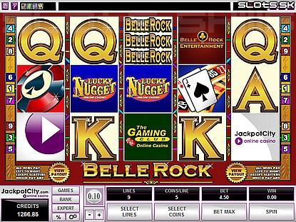 Belle Rock Slots