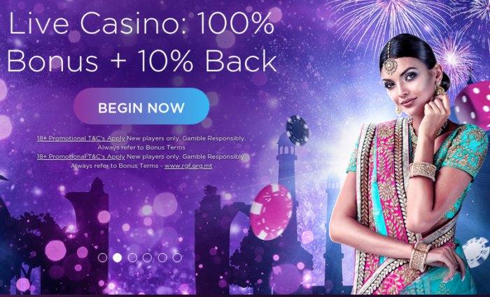 Best Online Casinos in India