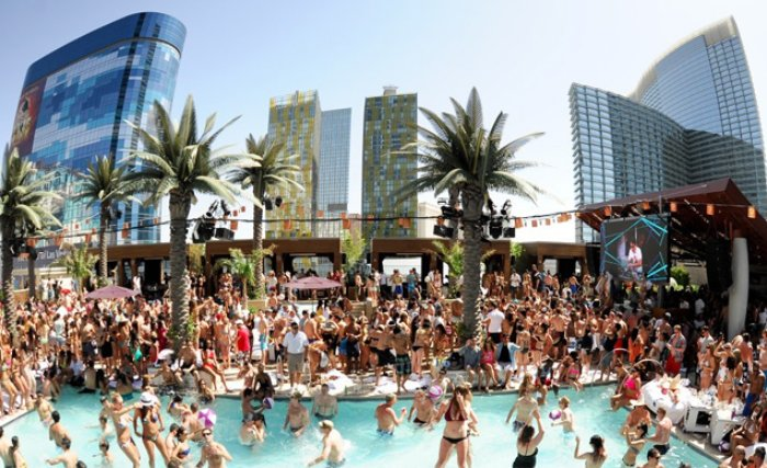 Marquee Day Club @ The Cosmopolitan