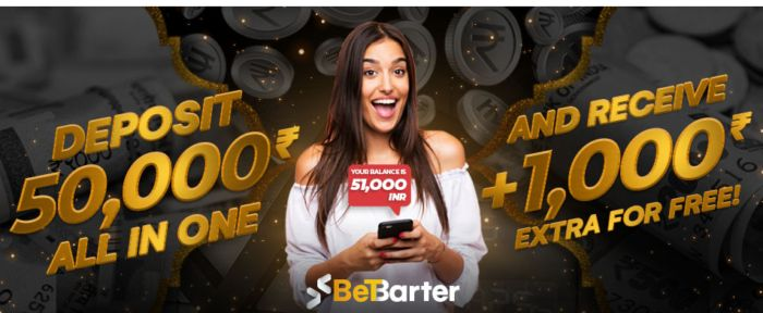 Betbarter India Review