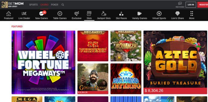 Betmgm Review Casino Games