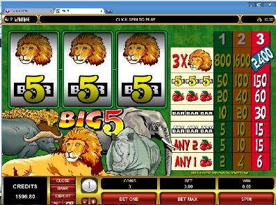 Big 5 Slot