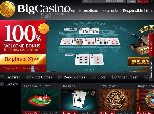 Big Casino UK