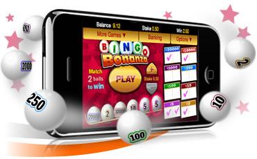 Mobile gambling with huge jackpots