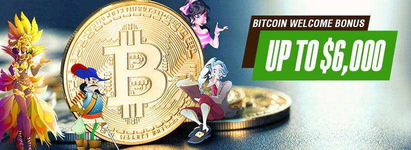 Bitcoin games Café Casino