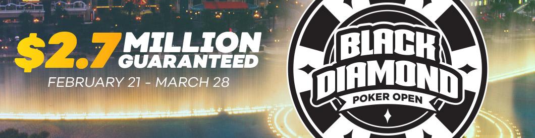 Black Diamond Poker Open Ignition Casino USA