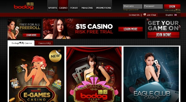 Bodog88 Casino review