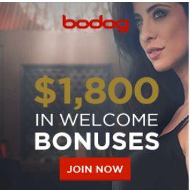 Bodog Canada Bonus Winner