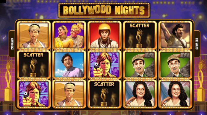 Bollywood Nights Slot Game Indi Slots