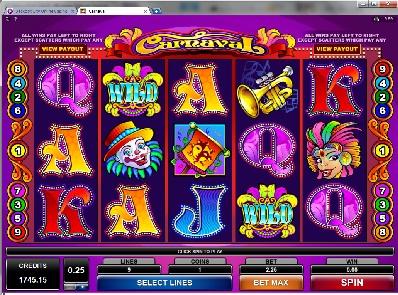 Carnaval Slots