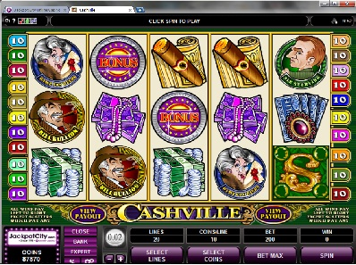 Cashville Slots