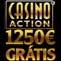 Casino Action - Promoção - Bónus de Boas Vindas