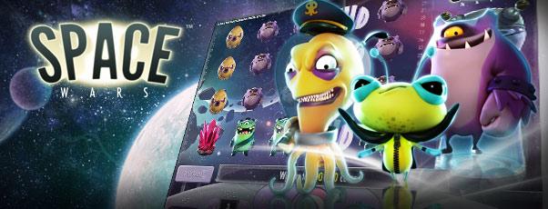 Casino Euro - Space Wars
