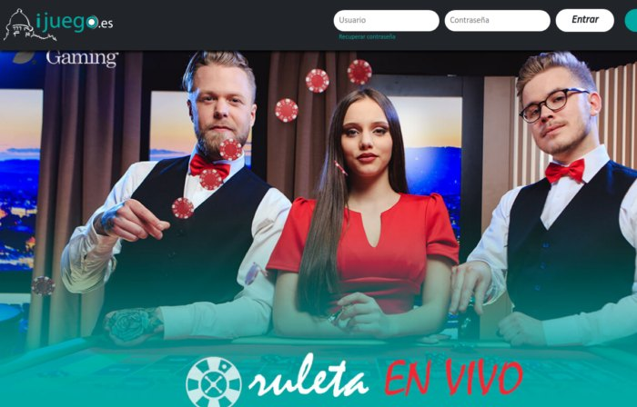 Casino Gran Via Madrid online - jugar Ruleta en Vivo