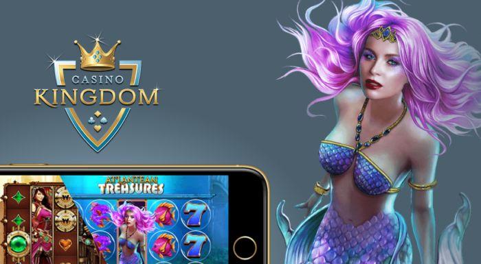 Casino Kingdom one free chance to play