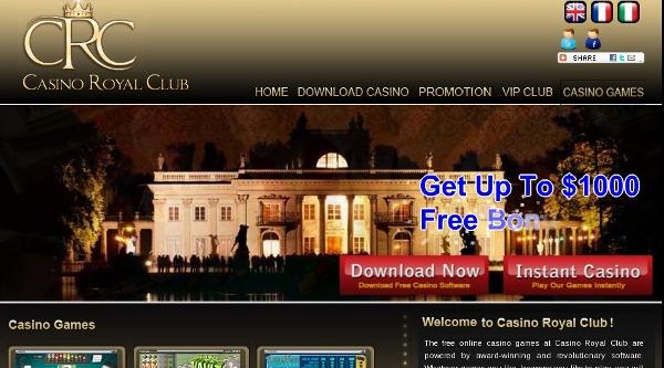 Casino Royal Club review