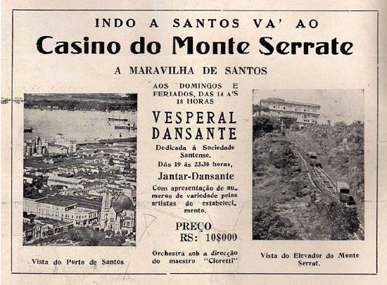 Cassino Monte Serrat Santos 4jpg