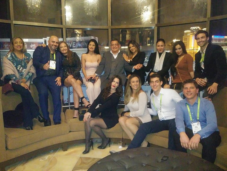 CES Las Vegas - Casinobillionaire Report