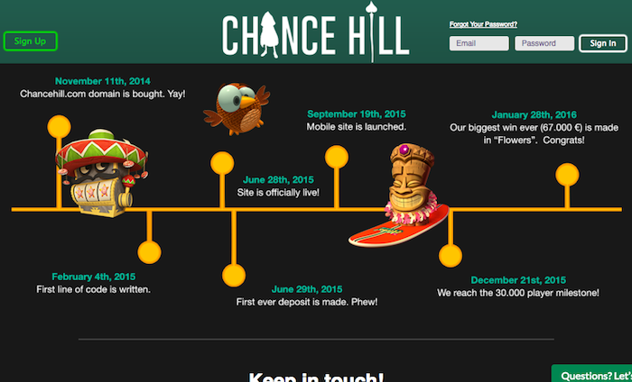 Chance Hill Casino