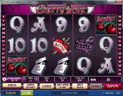 Cherry Love Slot