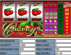 Cherry Red Slot