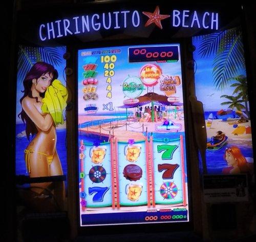Tragaperras Chiringuito Beach